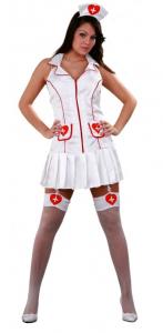Kostume sygeplejerske